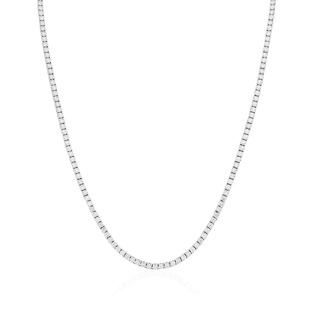 Tivol Diamond Necklace