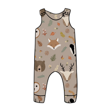 Load image into Gallery viewer, Country Animals Dungarees