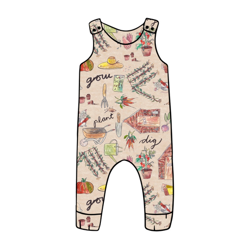 Allotment Dungarees