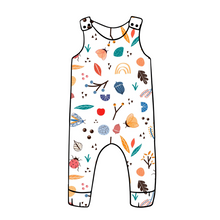 Load image into Gallery viewer, Bugs Dungarees