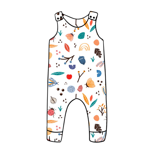 Bugs Dungarees