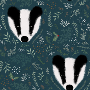 Bella the Badger Dress