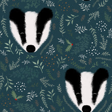 Load image into Gallery viewer, Bella the Badger Dungarees