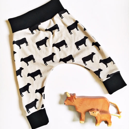 Cow Harem Leggings