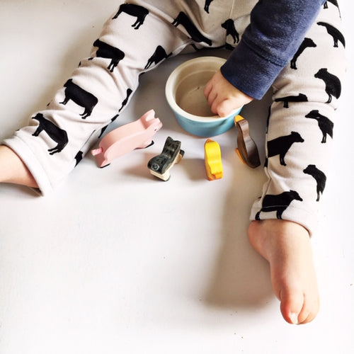Cow Leggings