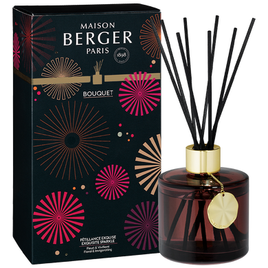 Maison Berger Parfumverspreider met sticks Cercle Pétillance Exquise - 180ml