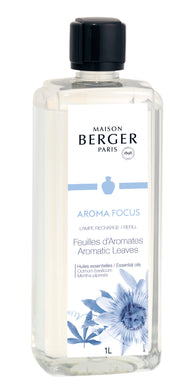 Maison Berger Aromatic Leaves Aroma Focus 1L
