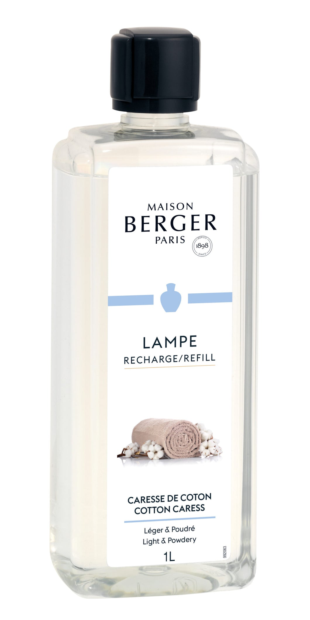Maison Berger Cotton Caress 1L