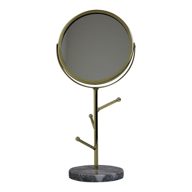 HV JEWELRY MIRROR GOLD