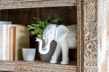 Afbeelding in Gallery-weergave laden, Olifant Oriental Poly Wit
