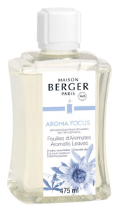 Maison Berger Diffuser Navulling Aroma Focus Aromatic Leaves 475 ml