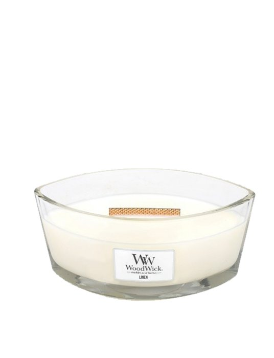 WoodWick Linen Ellipse