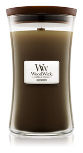 WoodWick Oudwood Large
