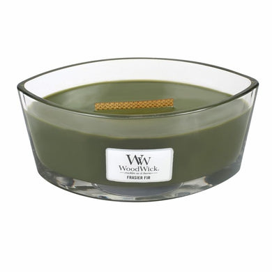 Woodwick - Frasier Fir HearthWick Flame Ellips