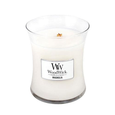 WoodWick - Magnolia Medium Candle