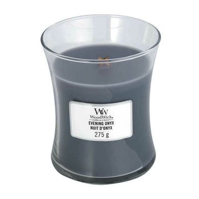 WoodWick - Evening Onyx Medium