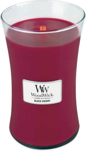 WoodWick Black Cherry Large