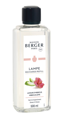 Maison Berger Amour d'hibiscus 500ml