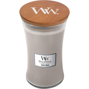 WoodWick Wood Smoke Large Candle
