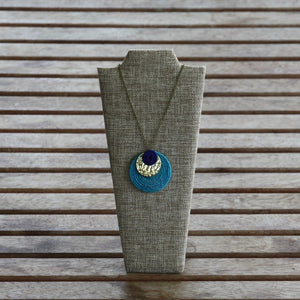 Eclipse Sun Necklaces