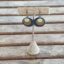 Eclipse Sun Earrings