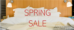 Spring Sale, Quilt Covers and Sheets reduced | Ecoodwnunder