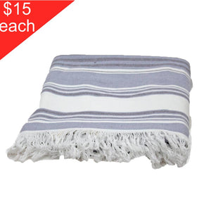 Hammam Eco Cotton Beach Towel