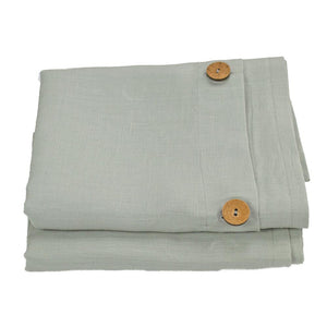 Linen Pillowcase Pair