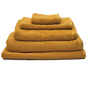 Whitehaven Organic Cotton Ribbed Towel