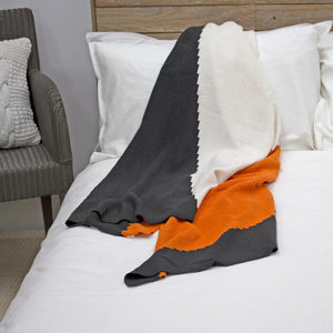 Organic Cotton Throw Piper