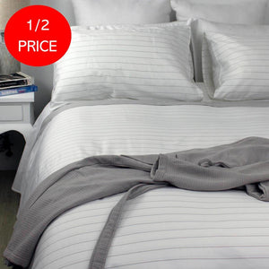 Lorne Eco Cotton Quilt Cover 1/2 Price Final Sale | Ecodownunder