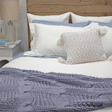 Organic Cotton Blanket large suits Queen or King Bed | Ecodownunder