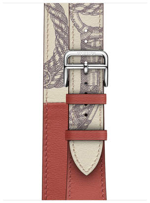 Apple Watch Straps | Custom Bohemian Art Leather Band