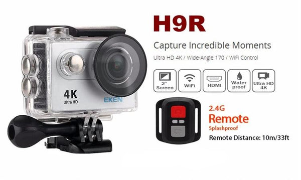 4k Camera | 4K Diving sports Camera-PRETTY NIFTY STORE