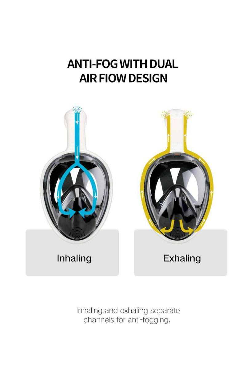 Snorkel Mask | The Neptune Discovery Mask™️-PRETTY NIFTY STORE