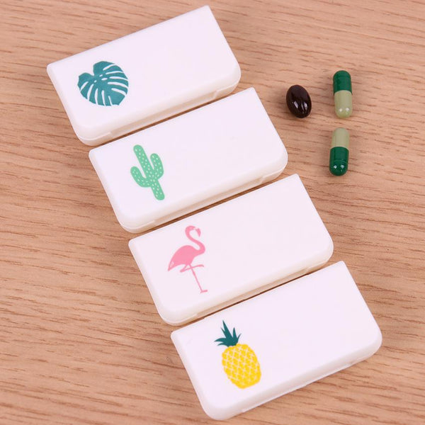 Tropicana Mini Pill Box