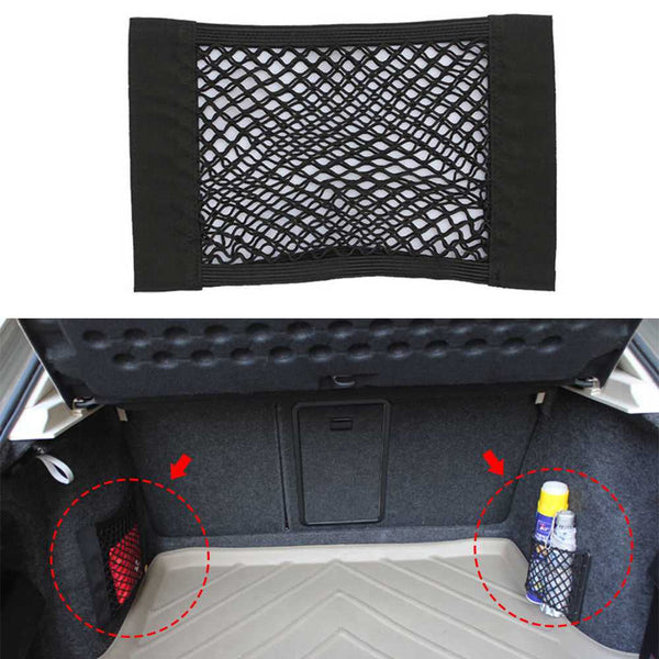 Mesh Pocket Trunk Organizer