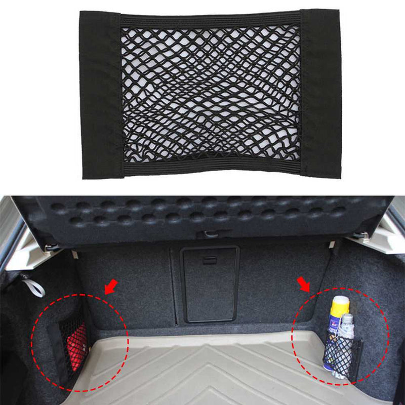 Car Boot Storage | Mesh Pocket Trunk Organizer-PRETTY NIFTY STORE