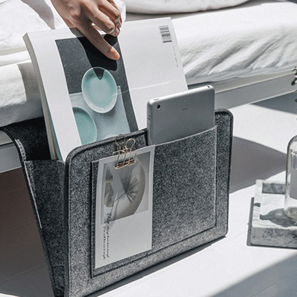 Bedside Caddy | PrettyNifty Bedside Pocket-PRETTY NIFTY STORE
