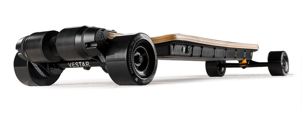 electric skateboard vestar blackhawk deck