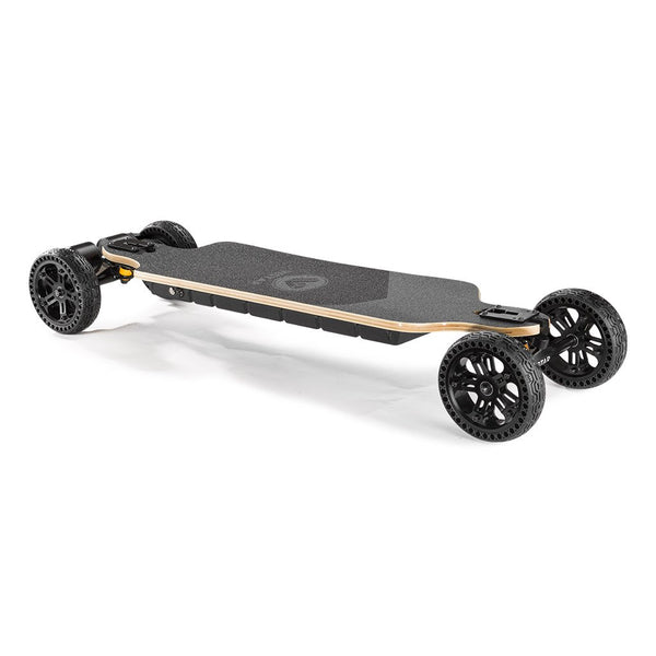 all terrain electric skateboard vestar black hawk
