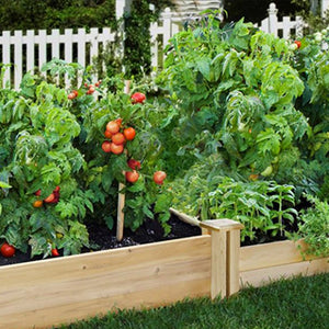 Raised Garden Bed Parts