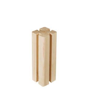 Discontinued Cedar Short Post 8 in x 3 in x 3 in RCS3X3
