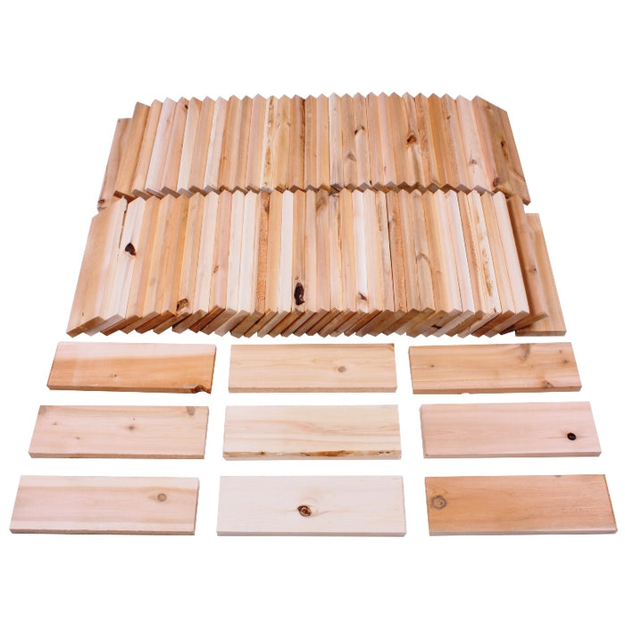 Cedar Grilling Planks 11 in x 3.5 in (71 Pack) RC3GP71