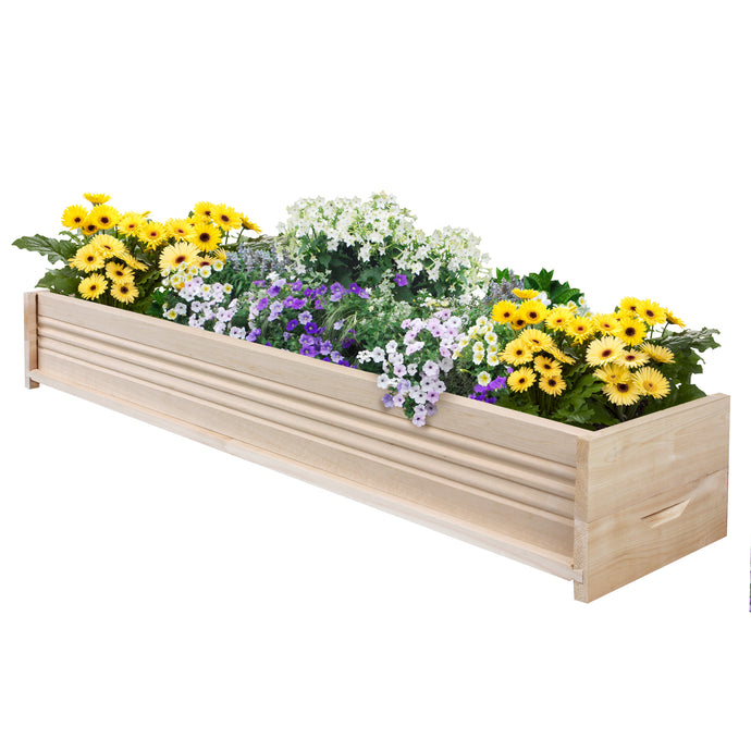 Cedar Planter Box 48 in RCPB1248