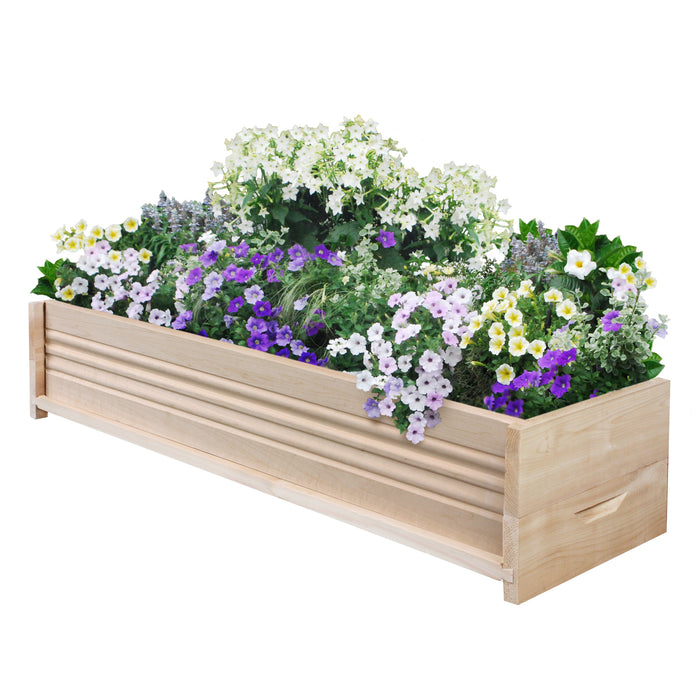 Cedar Planter Box 36 in RCPB1236
