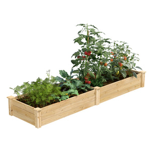 Original Raised Garden Bed 2 ft x 8 ft x 10.5 in RC24966T / RCP24966T