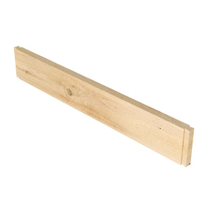 Original Cedar Board 24 in x 3.5 in. RCB24