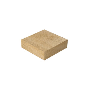 Value Cedar Decorative Cap 2.5 in x 2.5 in RCCEC