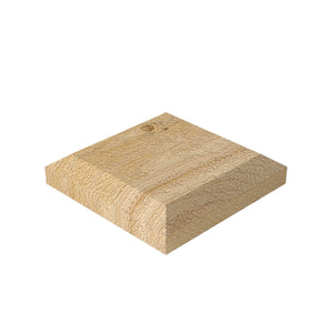 Cedar Decorative Cap 3.5 in x 3.5 in RCC